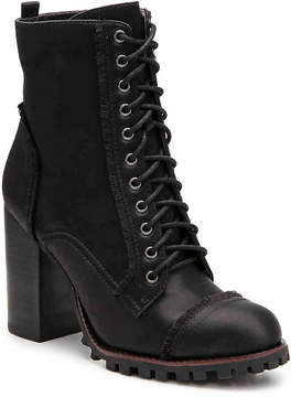 Report Women's Aileen Combat Boot