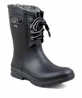 Bogs Women's Amanda Plush Waterproof Rain Boot