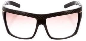 Jimmy Choo Blyth Shield Sunglasses