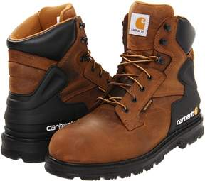 Carhartt CMW6220 6 Safety Toe Boot Men's Work Lace-up Boots