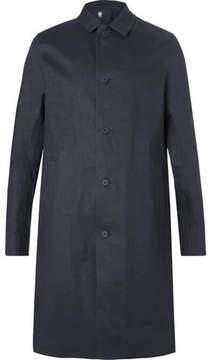 MACKINTOSH Reversible Bonded-Cotton Raincoat