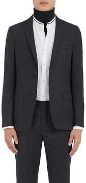 Officine Generale Men's Wool Flannel Two-Button Sportcoat