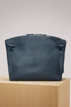Jil Sander Hill leather hand bag