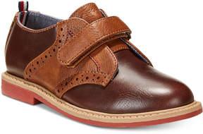 Tommy Hilfiger Michael Saddle-t Dress Shoes, Toddler & Little Boys (4.5-3)