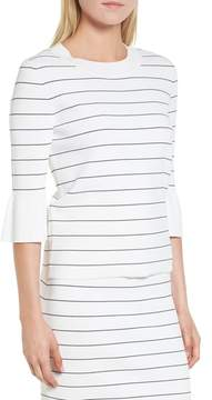 BOSS Fenella Stripe Sweater