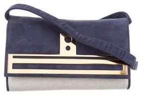 Hayward Suede Crossbody Bag