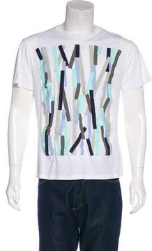 Christopher Kane Graphic Print T-Shirt