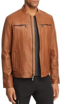 John Varvatos Moto Leather Jacket - 100% Exclusive