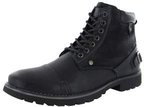 Steve Madden Mens Classzee Lace Up Boot Shoe