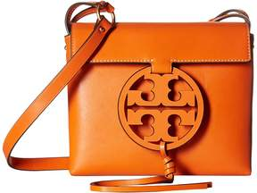 Tory Burch Miller Crossbody Handbags - BRILLIANT ORANGE - STYLE