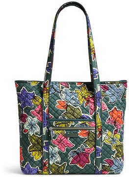 Vera Bradley Iconic Printed Vera Tote - FALLING FLOWERS - STYLE