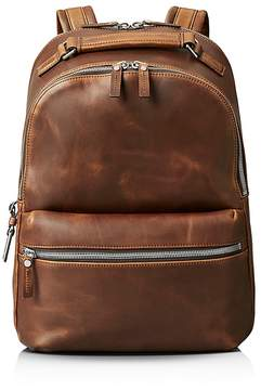 Shinola Distressed Runwell Backpack