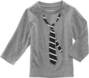 First Impressions Tie-Print T-Shirt, Baby Boys (0-24 months), Created for Macy's