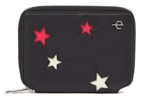 Rag & Bone Star Cutout Small Zip-Around Wallet