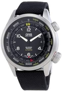 Oris Big Crown ProPilot Black Dial Automatic Men's Watch 733-7705-4134FS