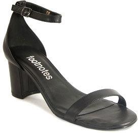Footnotes Lisa - Block Heel Sandal