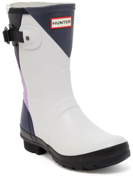 Hunter Short Dazzle Waterproof Boot