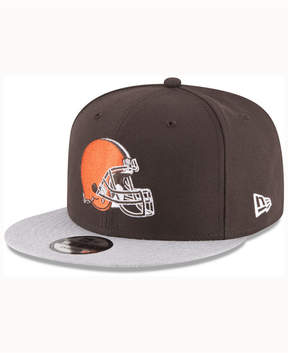 New Era Cleveland Browns Heather Vize Mb 9FIFTY Cap