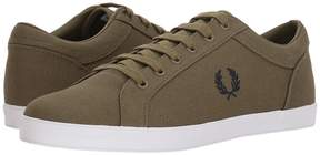 Fred Perry Baseline Canvas Men's Shoes