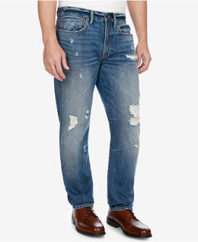 Lucky Brand Men's 121 Heritage Ripped Jeans