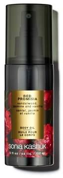 Sonia Kashuk Red Promisia Body Oil - 5 oz