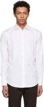 DSQUARED2 White Carpenter Shirt