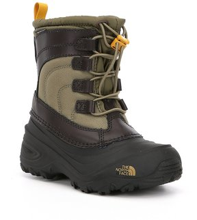 The North Face Boys Alpenglow IV Boots