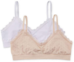 Asstd National Brand 2-pc. Bralette-Big Kid Girls