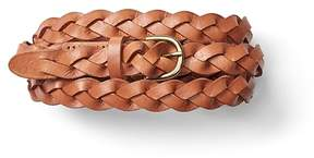 Gap Skinny braided belt