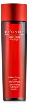 Estee Lauder Nutritious Vitality8TM Radiant Energy Lotion Intense Moist/6.7 oz.