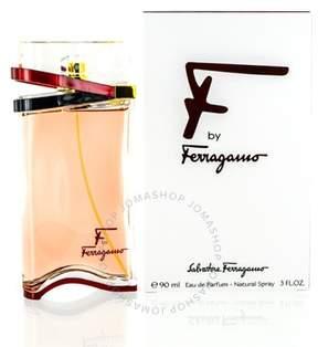 Salvatore Ferragamo F by by S. EDP Spray 3.0 oz (w)