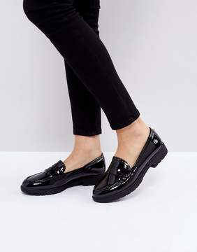 Head Over Heels by Dune Gemm Tassel Loafers