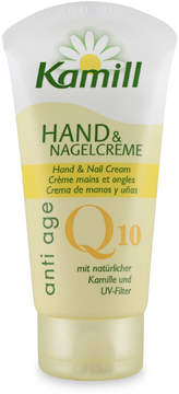 Anti Age Q10 Hand + Nail Cream by Kamill (2.5oz Cream)