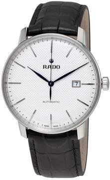 Rado Coupole Classic Automatic White Dial Men's Watch