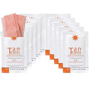 TanTowel X-Foliator