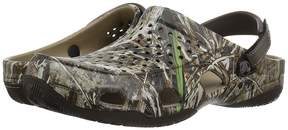 Crocs Swiftwater Deck Realtree Max-5 Men's Clog Shoes