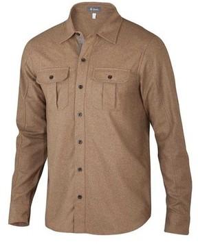 Ibex Men's Northstar Long Sleeve Shirt