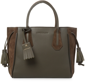 Longchamp Women's Penelope Fantaisie Leather Tote Bag