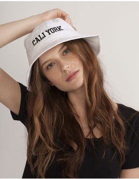 Cynthia Rowley Caliyork Bucket Hat