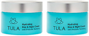 Tula by Dr. Raj Probiotic Hydrating Day & Night Cream Duo