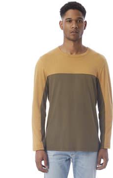 Alternative Apparel The Grad Organic Cotton Long Sleeve T-Shirt