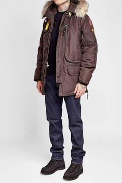 Parajumpers Kodiak Down Jacket with Fur Trimmed Hood