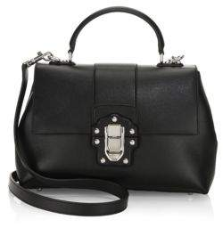 Dolce & Gabbana Top Handle Bag - BLACK - STYLE