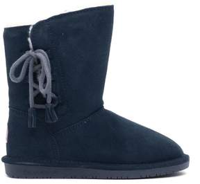 BearPaw Aspen Suede Side-Lace Boot with NeverWet