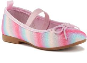 Osh Kosh Audrey 2 Toddler Girls' Ballet Flats