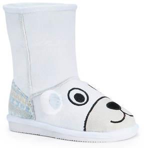 Muk Luks Snowball Polar Bear (Kids Toddler)