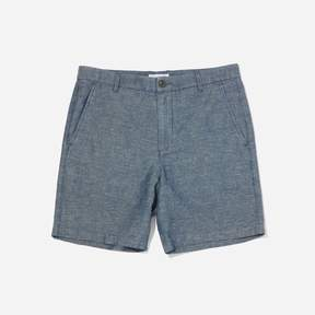 Everlane The Linen Chambray 7 Short