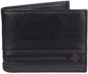 Columbia Men's RFID-Blocking Passcase Wallet
