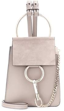 Chloé Faye Small leather bracelet bag