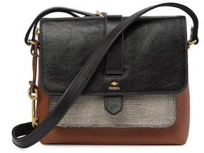 Fossil Kinley Small Leather Crossbody Bag